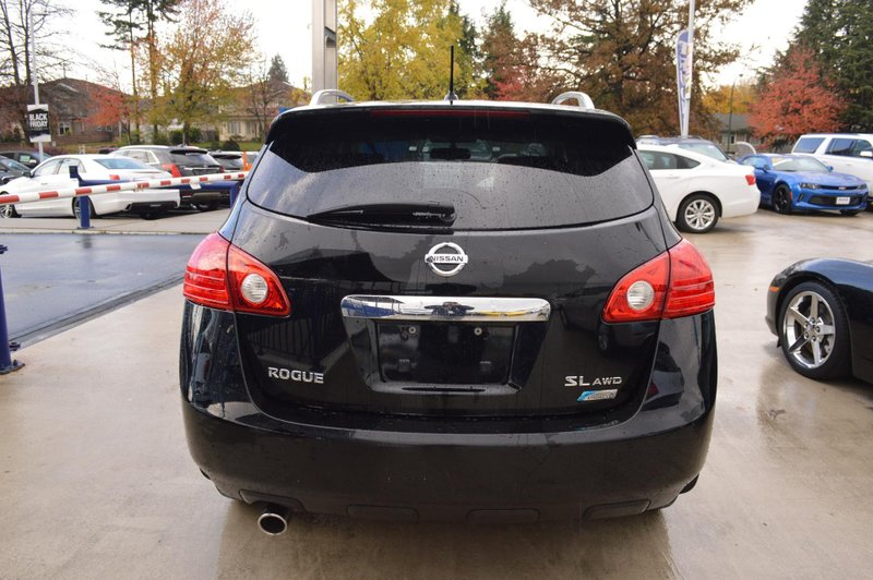2012 Nissan Rogue for sale in Vancouver, British Columbia