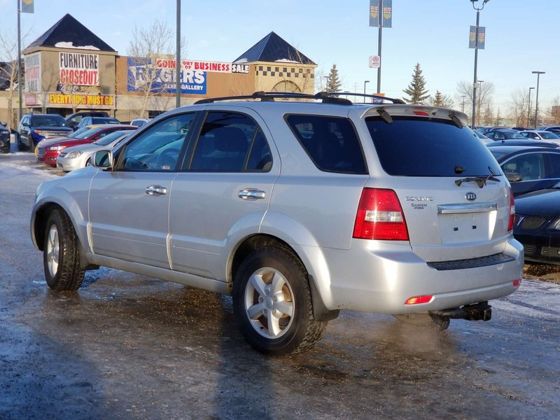 2007 Kia Sorento for sale in Edmonton, Alberta