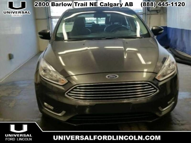 2018 Ford Focus for sale in Calgary, Alberta