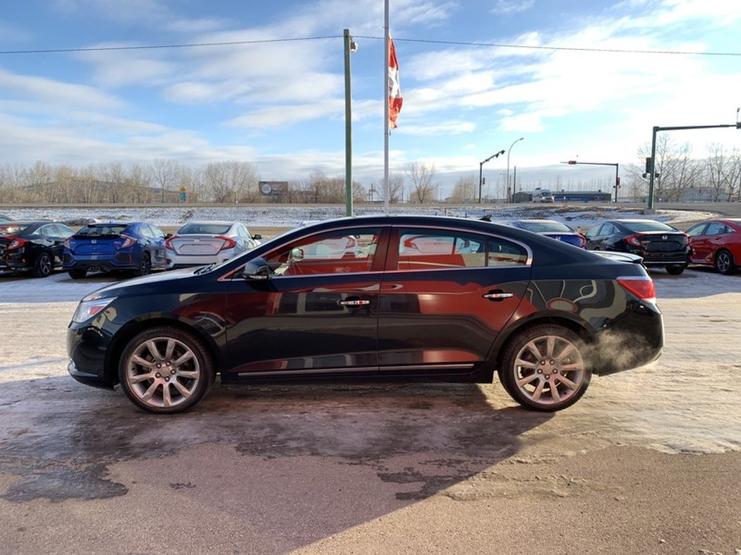 2011 Buick Lacrosse For Sale In Moose Jaw