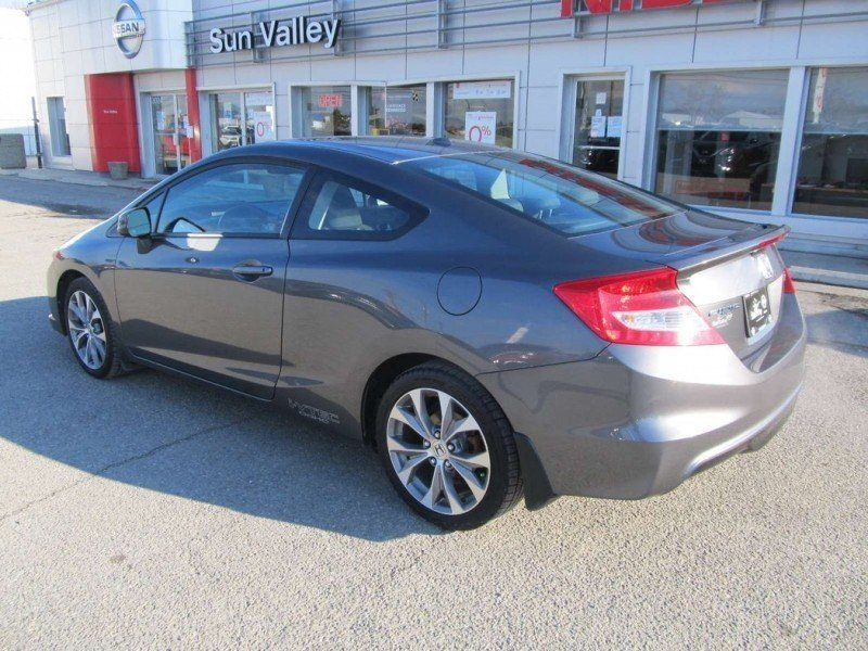 2012 Honda Civic Coupe for sale in Cranbrook, British Columbia