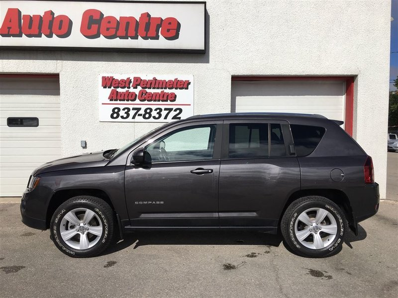 2014 Jeep Compass for sale in Winnipeg, Manitoba