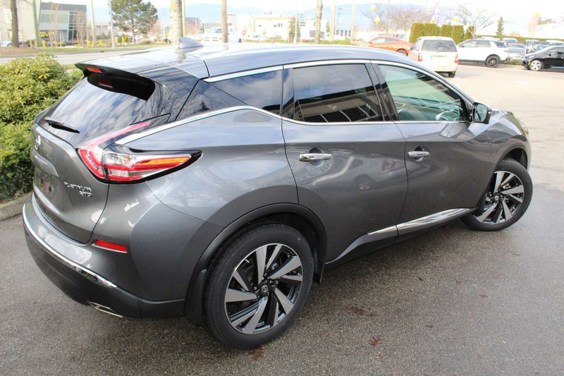 2018 Nissan Murano for sale in Langley, British Columbia