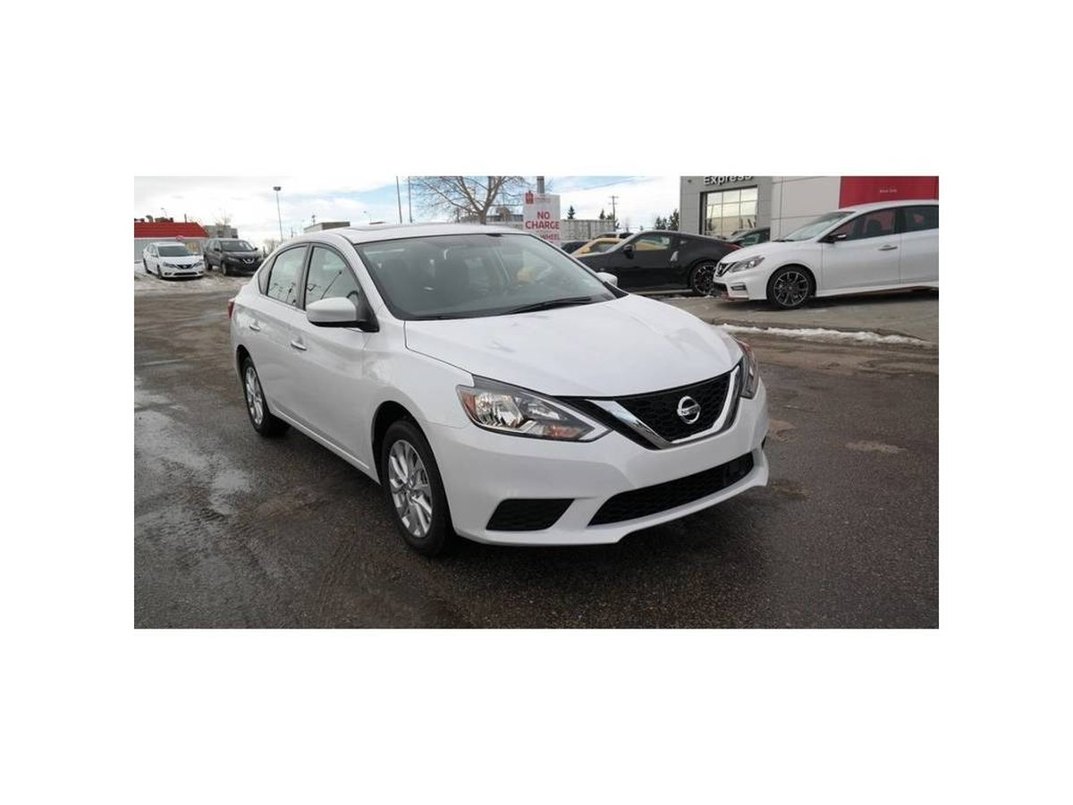 2018 Nissan Sentra for sale in Edmonton, Alberta