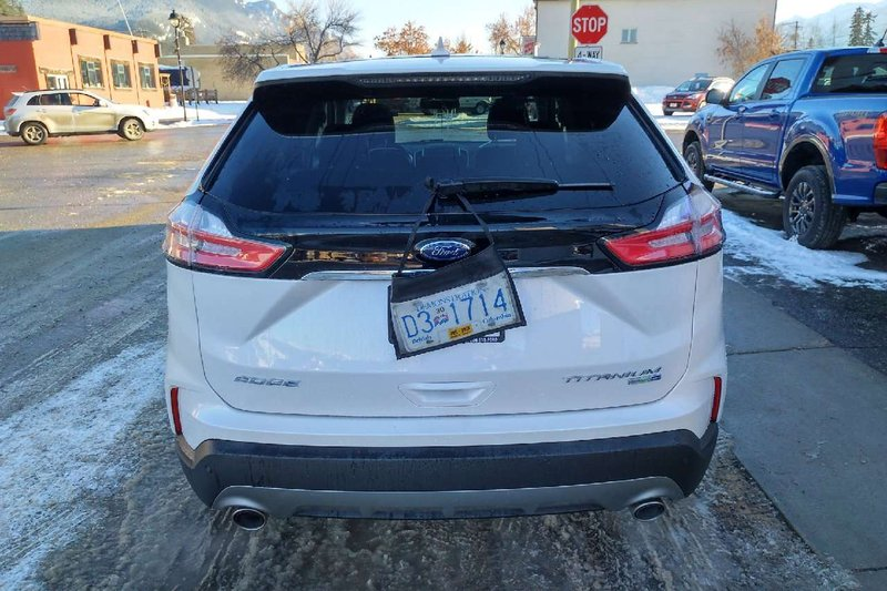 2019 Ford Edge for sale in Golden, British Columbia