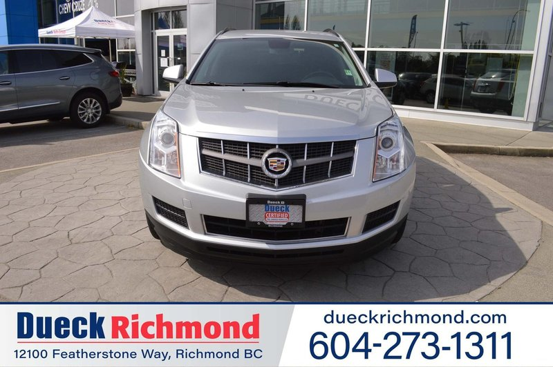 2011 Cadillac SRX for sale in Richmond, British Columbia