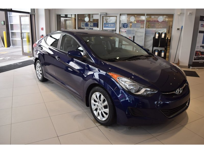 2013 Hyundai Elantra for sale in Calgary, Alberta