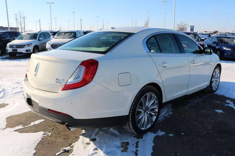 2013 Lincoln MKS for sale in Edmonton, Alberta