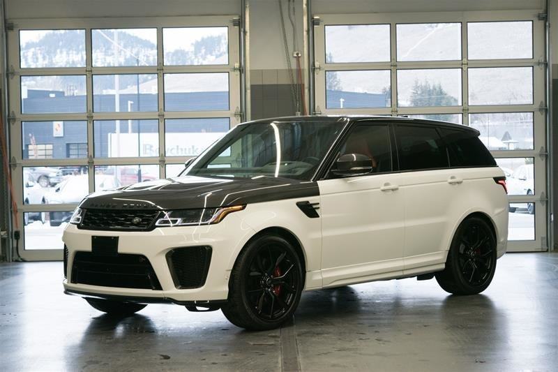 2018 Land Rover Range Rover Sport for sale in Kelowna, British Columbia