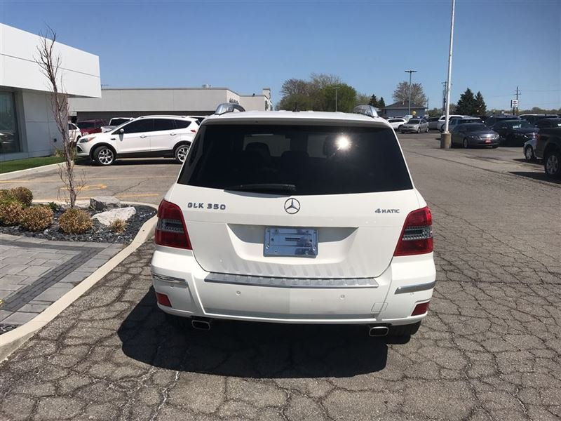 2010 Mercedes-Benz GLK for sale in Tilbury, Ontario
