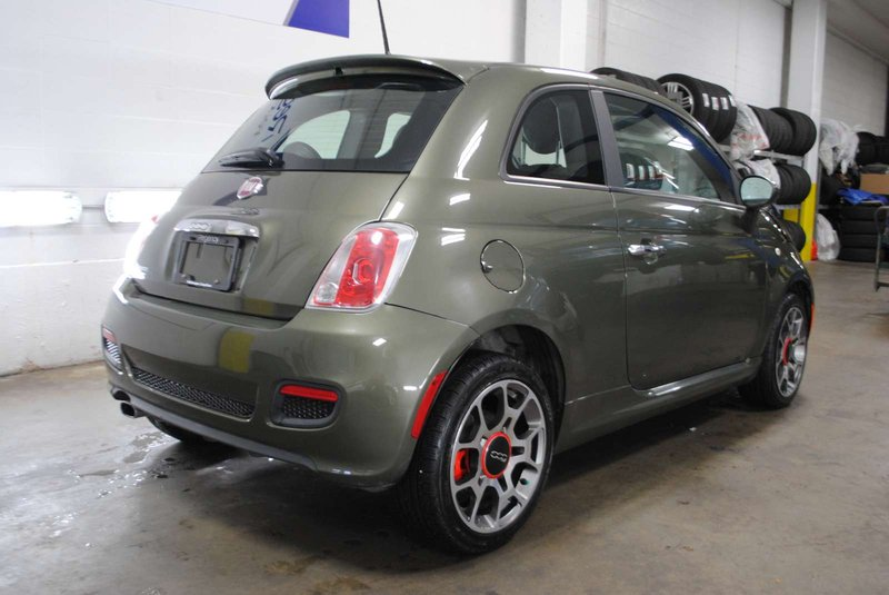 2013 Fiat 500 for sale in Coquitlam, British Columbia