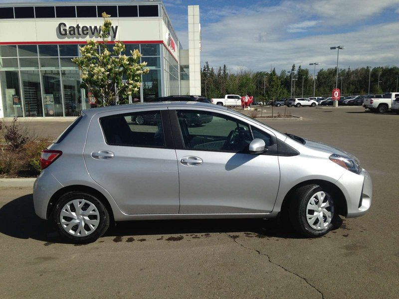 2018 Toyota Yaris Hatchback for sale in Edmonton, Alberta