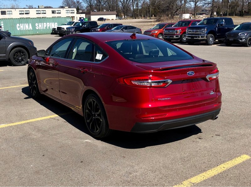 2019 Ford Fusion for sale in Wallaceburg, Ontario