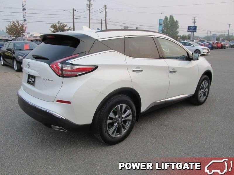 2018 Nissan Murano for sale in Cranbrook, British Columbia