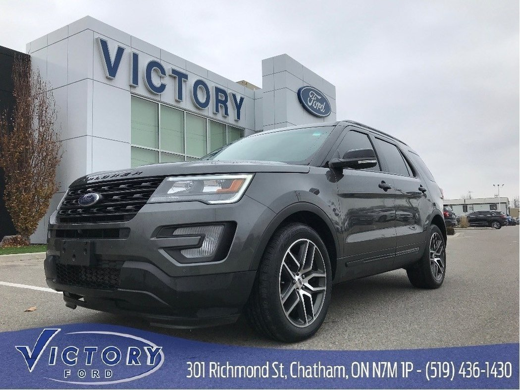 2017 Ford Explorer For Sale In Chatham