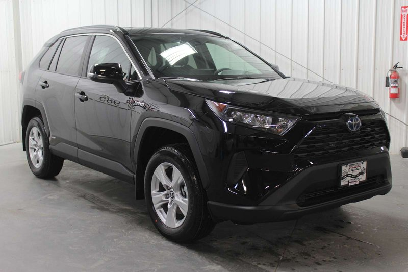 2019 Toyota RAV4 for sale in Winnipeg, Manitoba