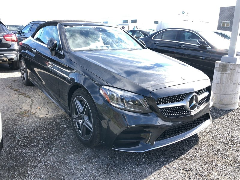 2019 Mercedes-Benz C-Class for sale in Kingston, Ontario