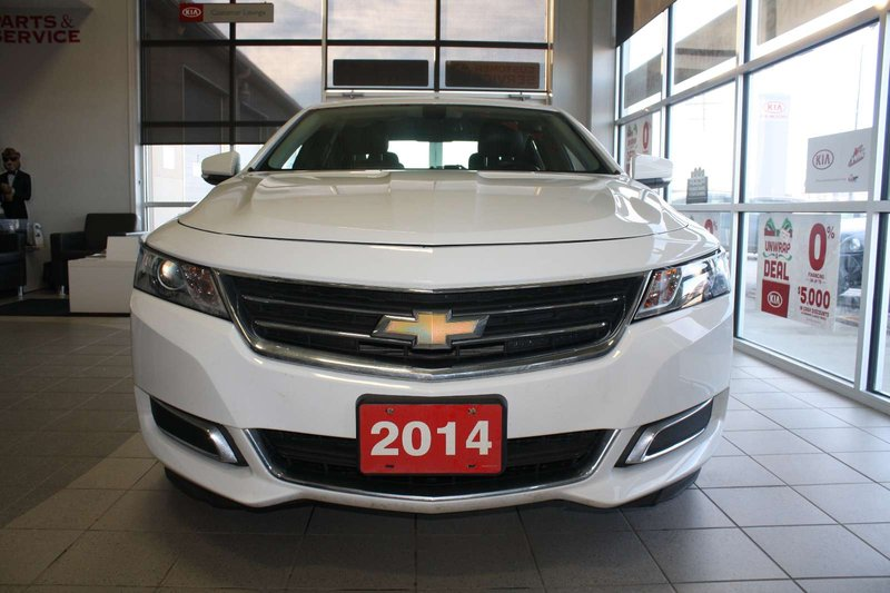2014 Chevrolet Impala for sale in Brandon, Manitoba