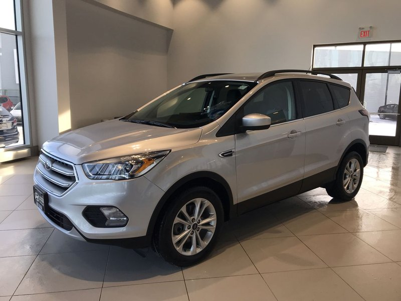 2017 Ford Escape for sale in Winnipeg, Manitoba