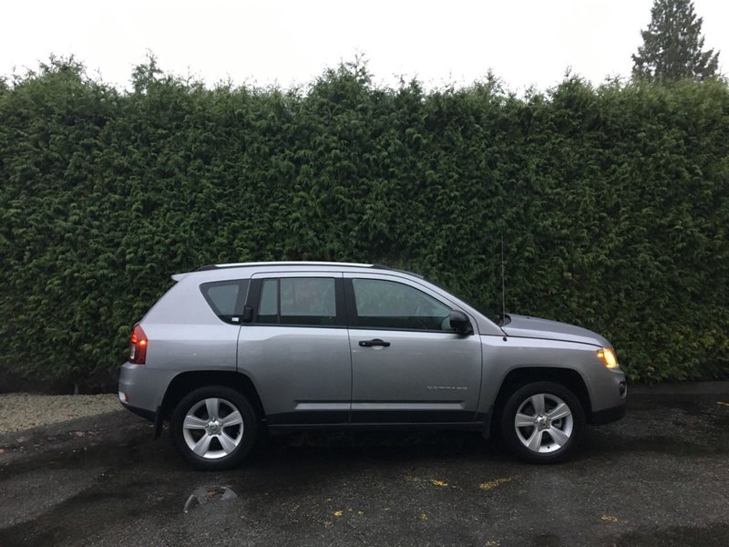 2017 Jeep Compass for sale in Surrey, British Columbia