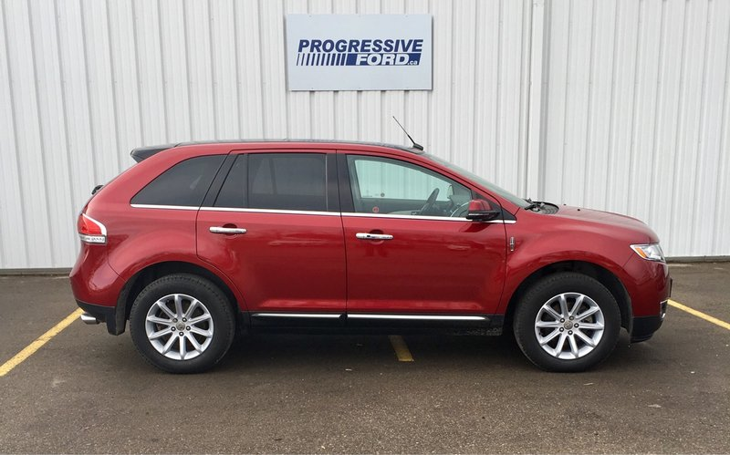 2015 Lincoln MKX for sale in Wallaceburg, Ontario
