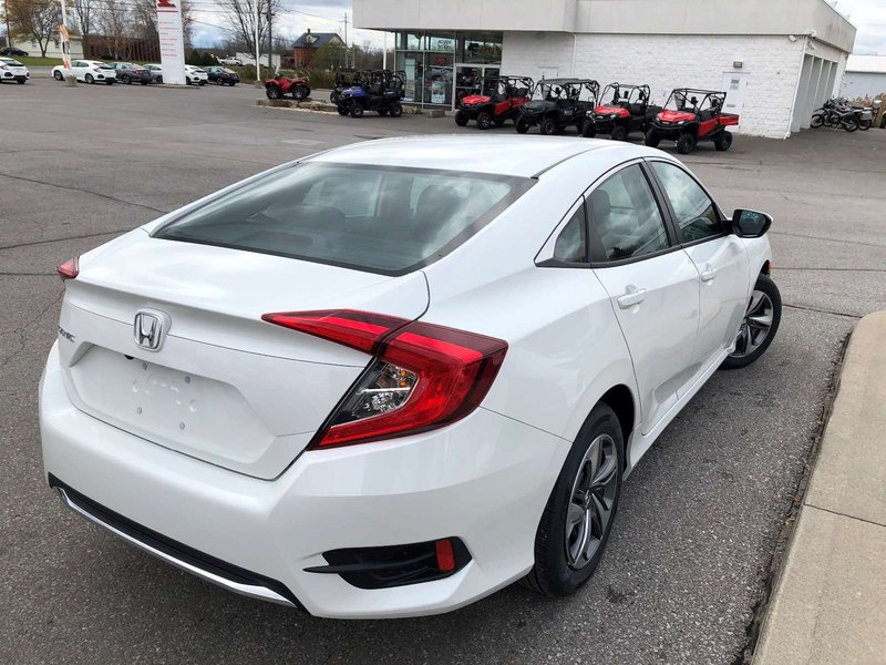 2019 Honda Civic Sedan for sale in Belleville, Ontario