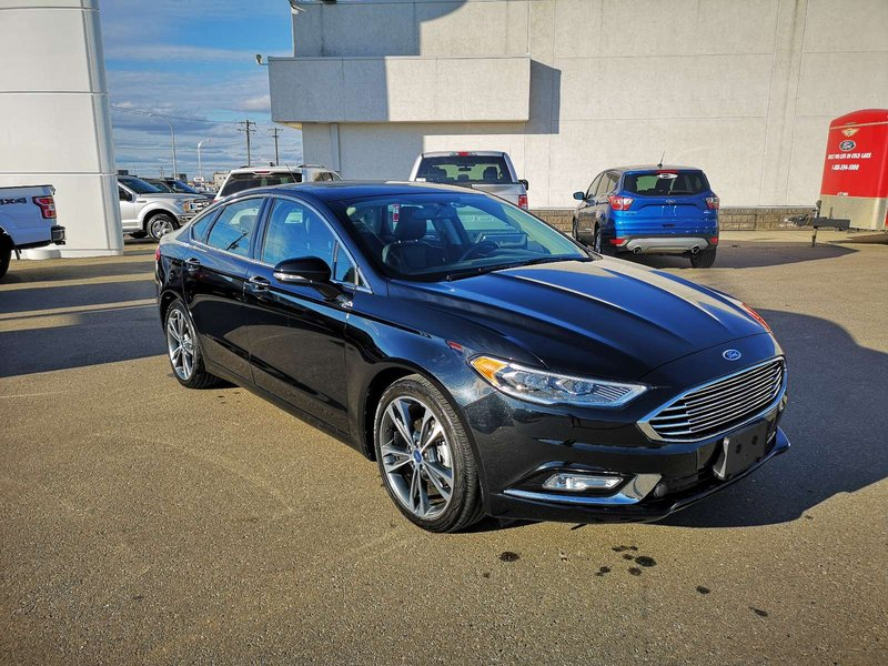 2017 Ford Fusion for sale in Cold Lake, Alberta