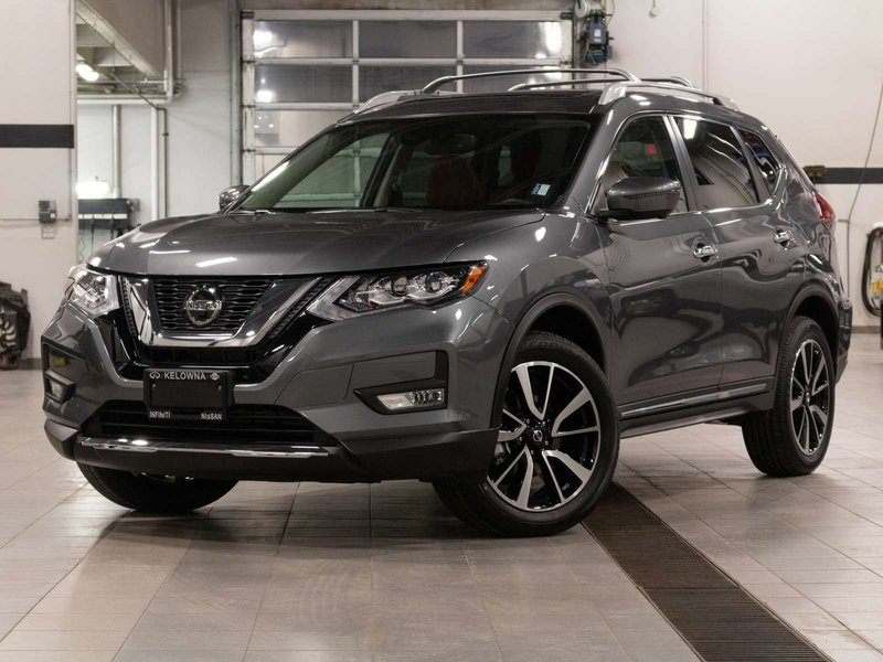 2019 Nissan Rogue for sale in Kelowna, British Columbia