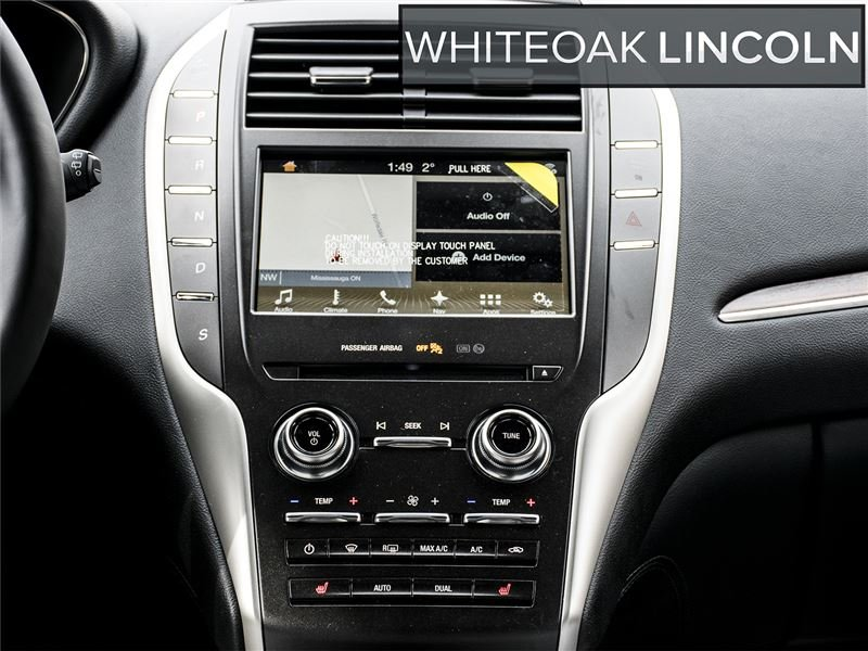 2018 Lincoln MKC for sale in Mississauga, Ontario