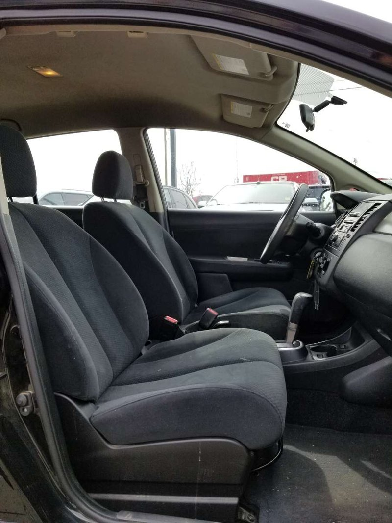 2012 Nissan Versa for sale in Edmonton, Alberta