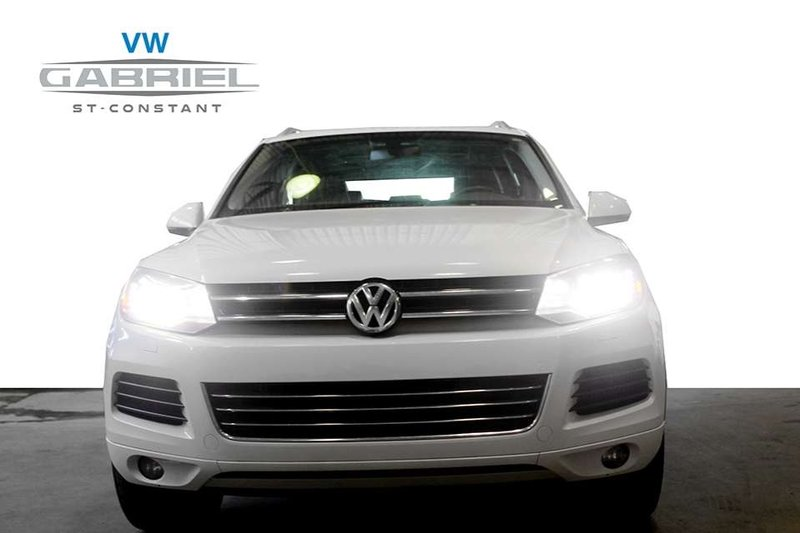 2014 Volkswagen Touareg for sale in St-Constant, Quebec