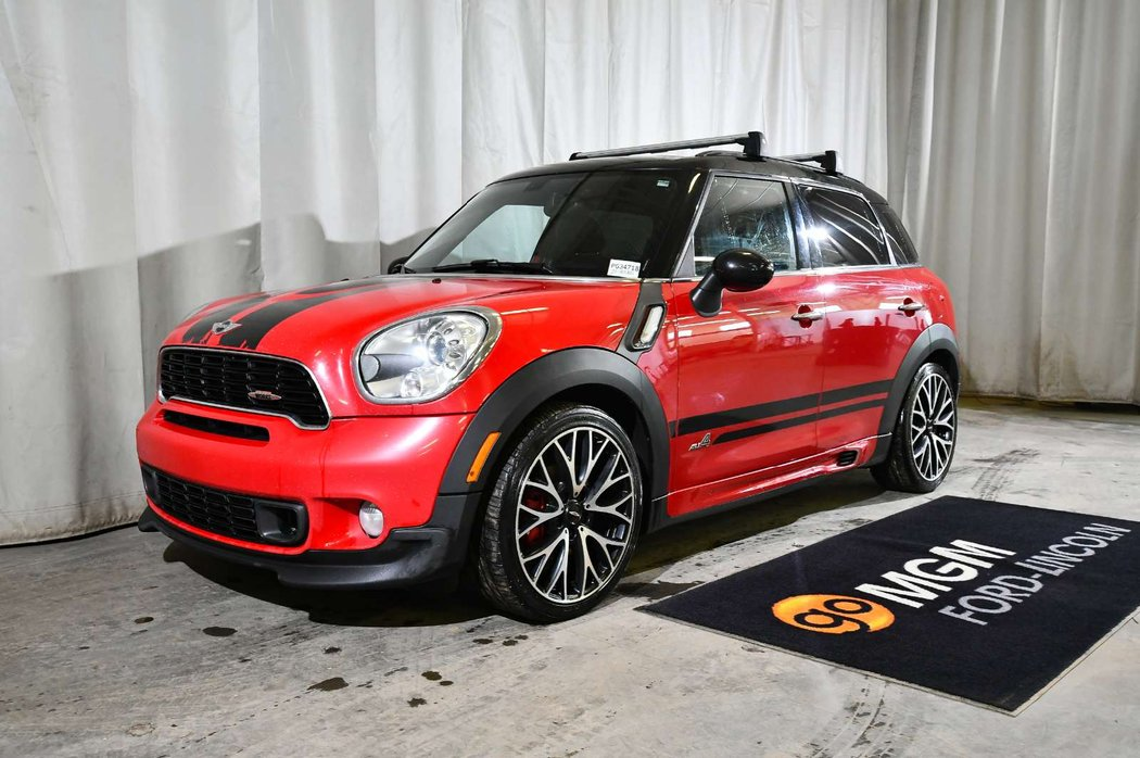 2014 Mini Cooper Countryman For Sale In Red Deer