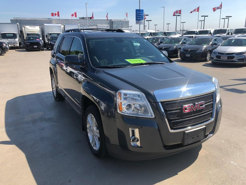 2011 GMC Terrain for sale in Vancouver, British Columbia
