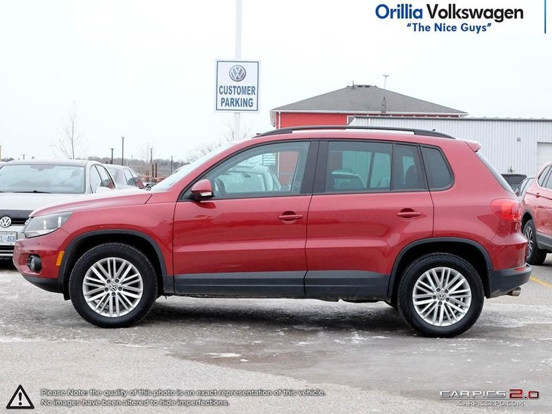 2016 Volkswagen Tiguan for sale in Orillia, Ontario