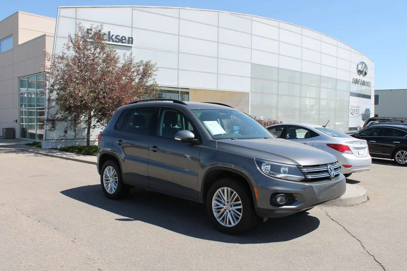 2016 Volkswagen Tiguan for sale in Edmonton, Alberta