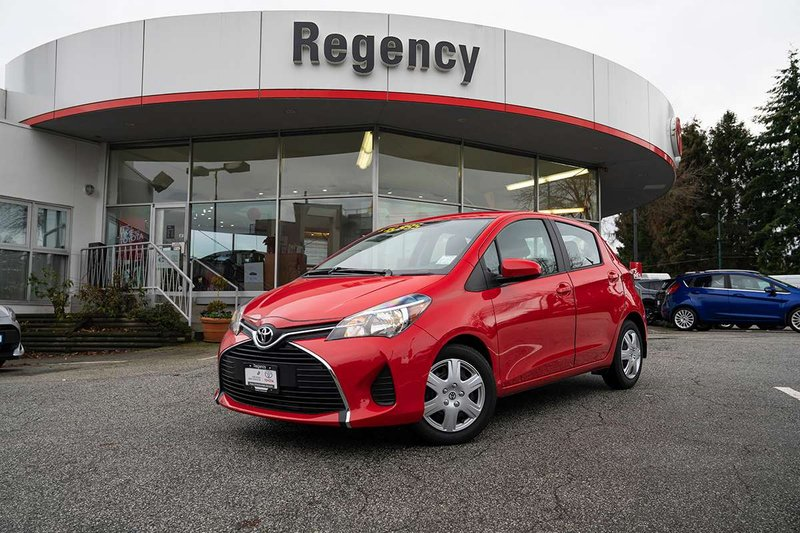 2016 Toyota Yaris for sale in Vancouver, British Columbia