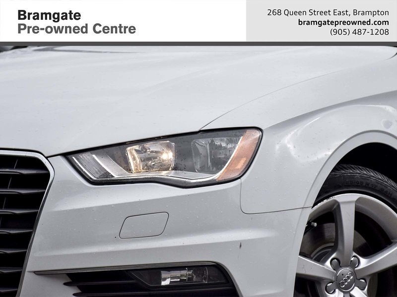 2015 Audi A3 for sale in Brampton, Ontario