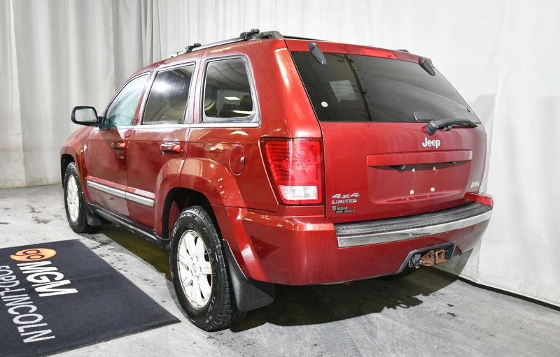2008 Jeep Grand Cherokee for sale in Red Deer, Alberta