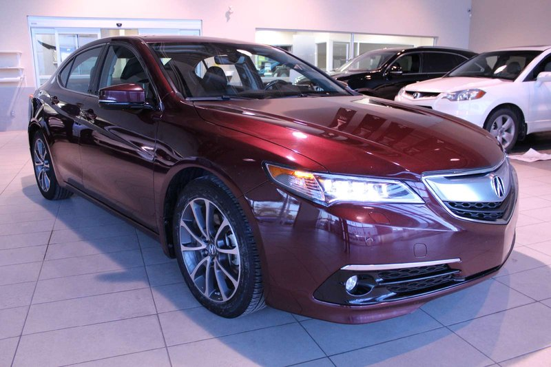 2015 Acura TLX for sale in Red Deer, Alberta