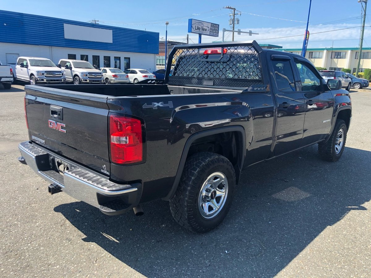 2015 GMC Sierra 1500 for sale in Campbell River, British Columbia