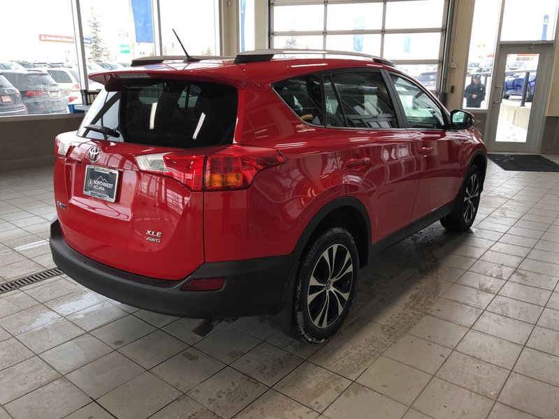 2015 Toyota RAV4 for sale in Calgary, Alberta