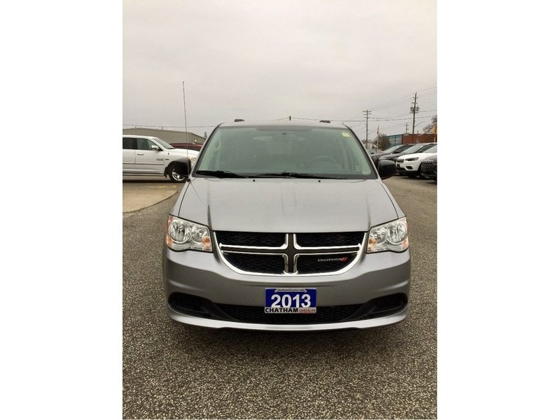 2013 Dodge Grand Caravan for sale in Chatham, Ontario