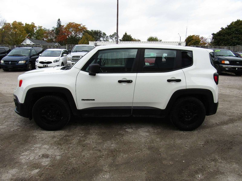 2015 Jeep Renegade for sale in Midland, Ontario