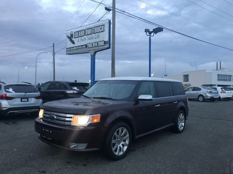 2009 Ford Flex for sale in Campbell River, British Columbia