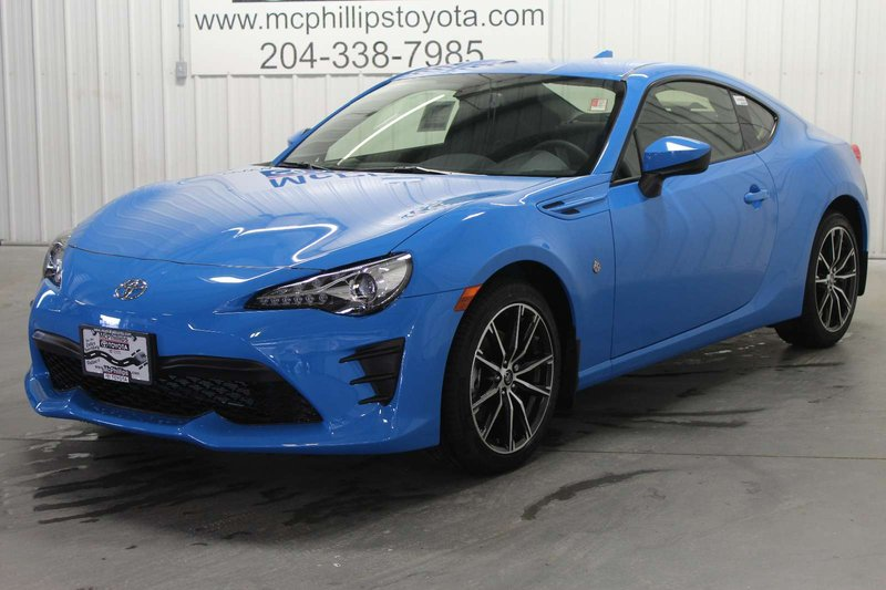2019 Toyota 86 for sale in Winnipeg, Manitoba
