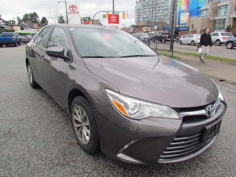 2015 Toyota Camry for sale in Vancouver, British Columbia