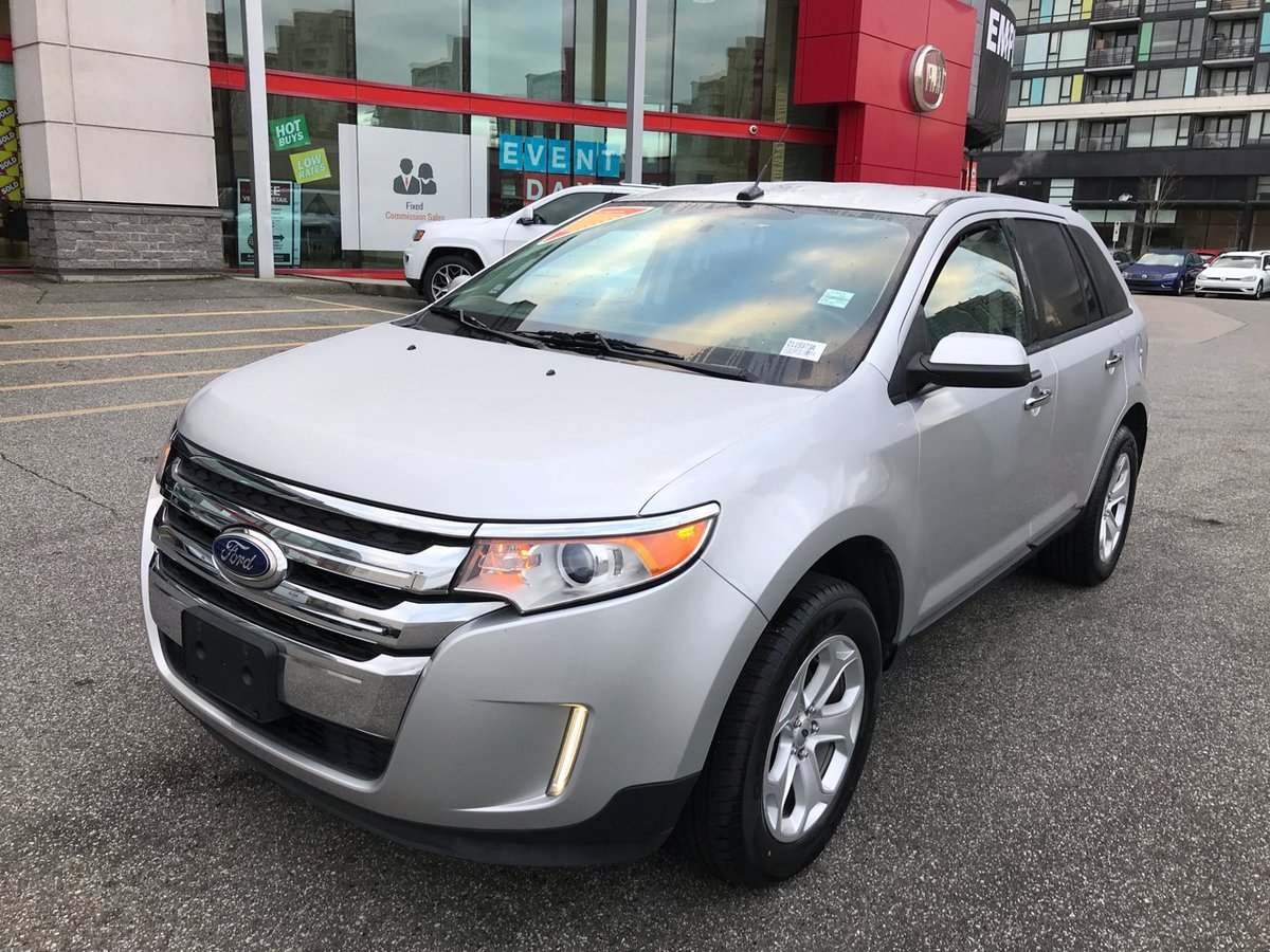 2011 Ford Edge For Sale >> 2011 Ford Edge For Sale In Richmond British Columbia