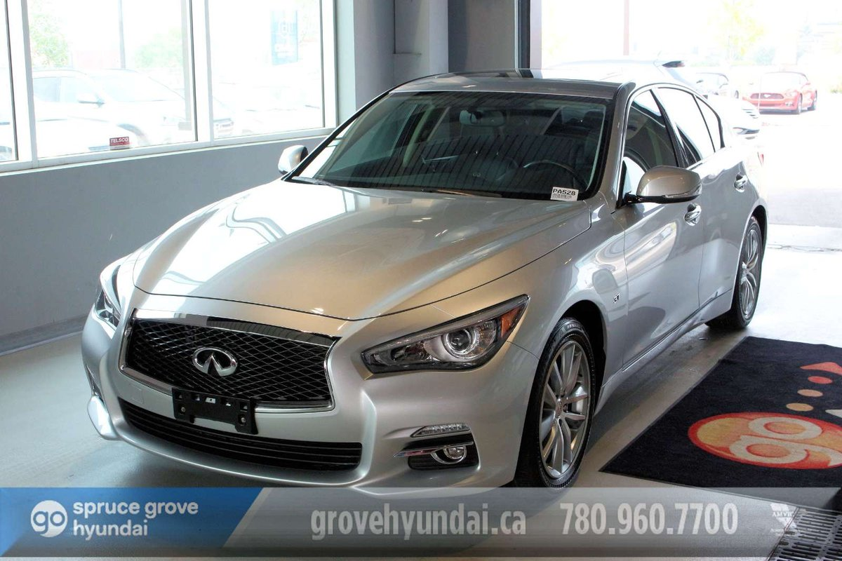 2014 Infiniti Q50 for sale in Spruce Grove, Alberta