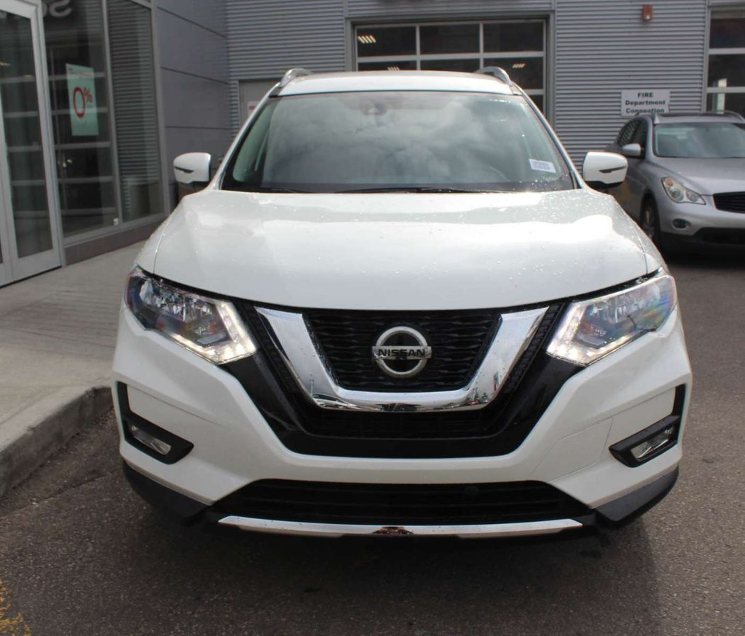 2019 Nissan Rogue For Sale In Edmonton