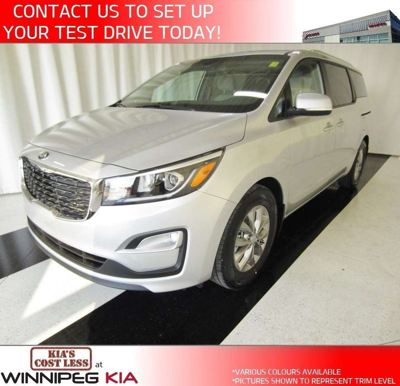 2019 Kia Sedona for sale in Winnipeg, Manitoba